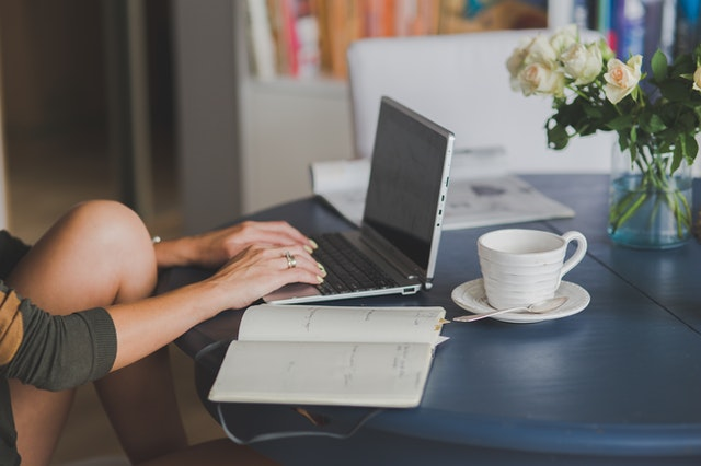 How You Can Work From Home While Staying Healthy