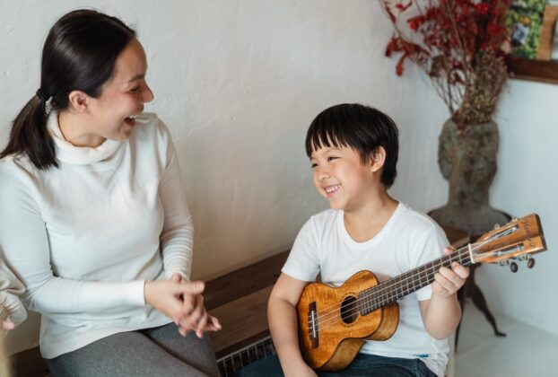 How Can Music Help Children Going Through The Divorce of their Parents