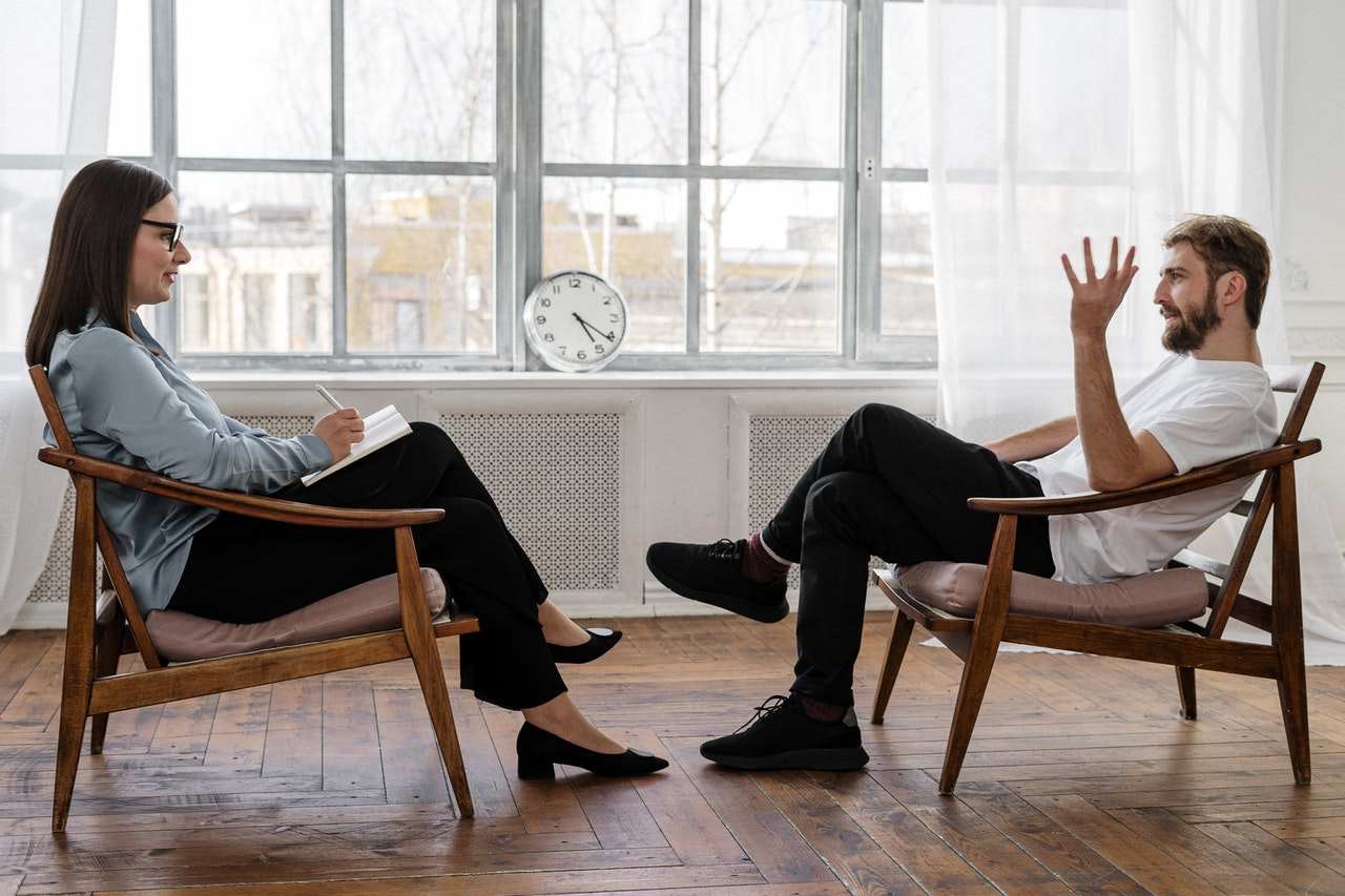 When Should I think of Finding a Therapist