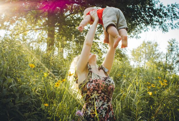 Self Growth Guide of Finding Yourself Again After Motherhood
